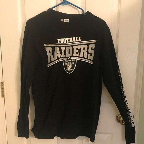 NFL Other - Oakland raiders long sleeve shirt